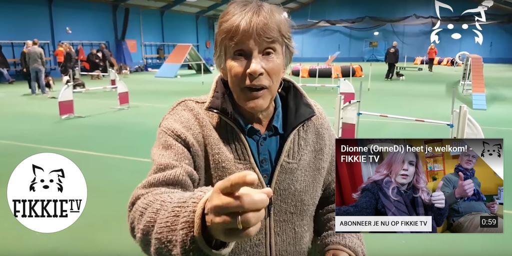 Comeback Martin Gaus: met Dionne Slagter (Onnedi) op nieuw YouTube-kanaal FIKKIE TV