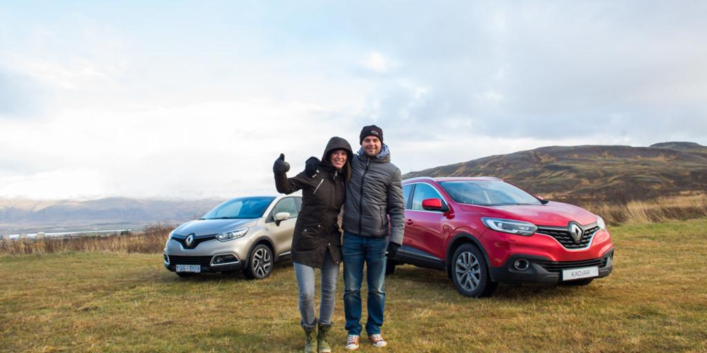 BLOG: Spectaculaire reis door adembenemend IJsland voor 'Extreme Roadtrip'