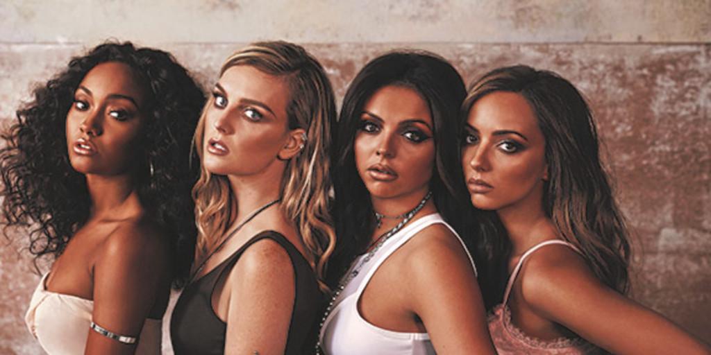Britse meidensensatie 'Little Mix' woensdagavond in 'RTL Late Night'