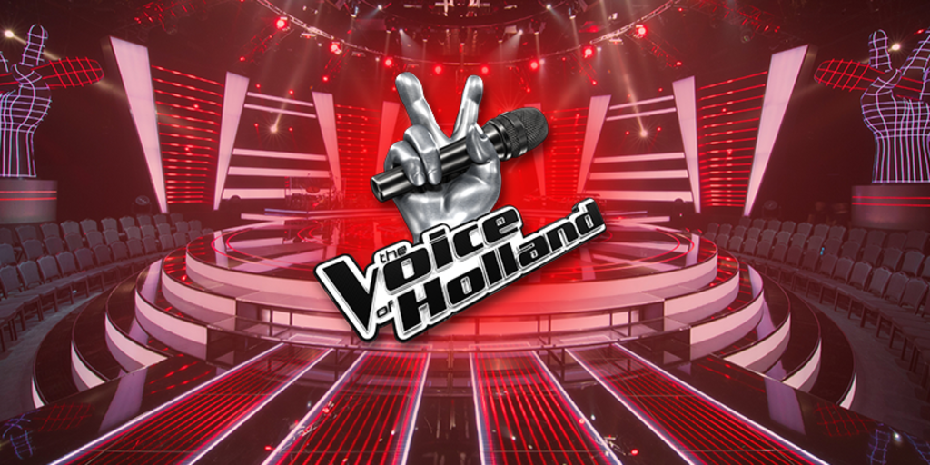 The voice of Holland: LIVE!
