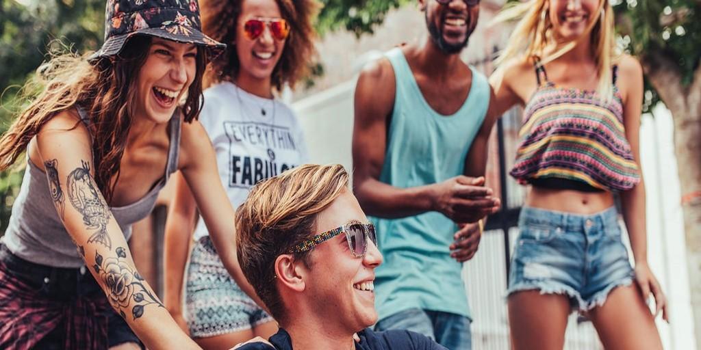 De kracht van social video aangetoond bij jongeren