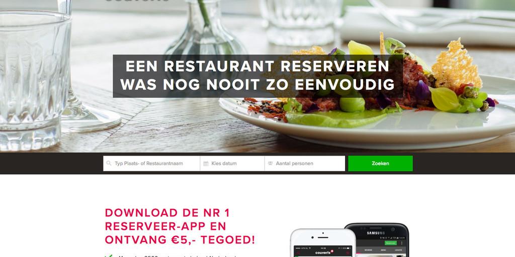 RTL Ventures verkoopt Couverts aan TripAdvisor dochter IENS