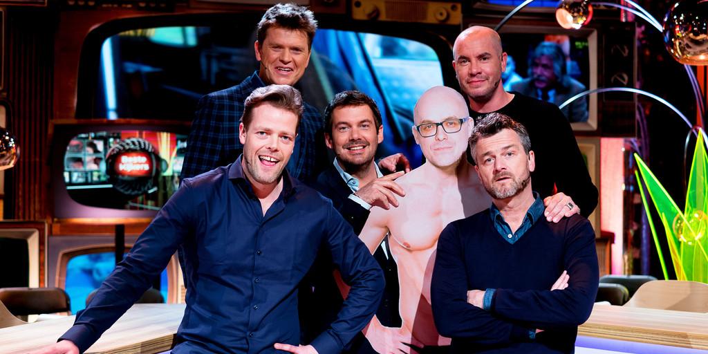 Martijn Koning vervangt Philippe Geubels bij seizoenstart 'Beste Kijkers'