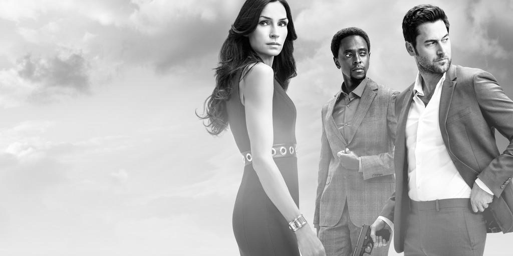 Famke Janssen schittert in 'The Blacklist: Redemption' bij Videoland en RTL 5