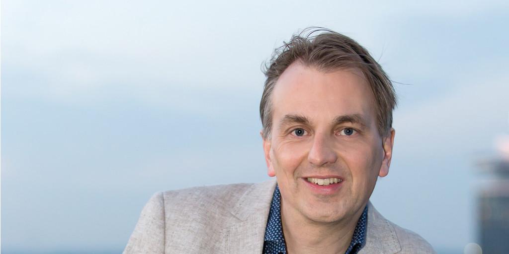 Lucien Brouwer nieuwe CCO RTL Nederland