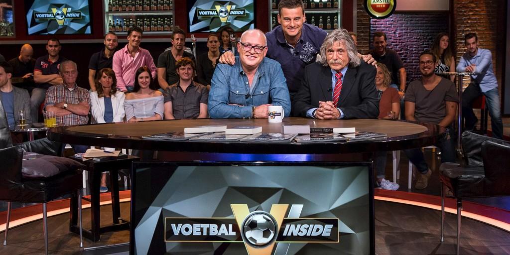 Voetbal Inside: het grootste voetbal praatprogramma van Nederland