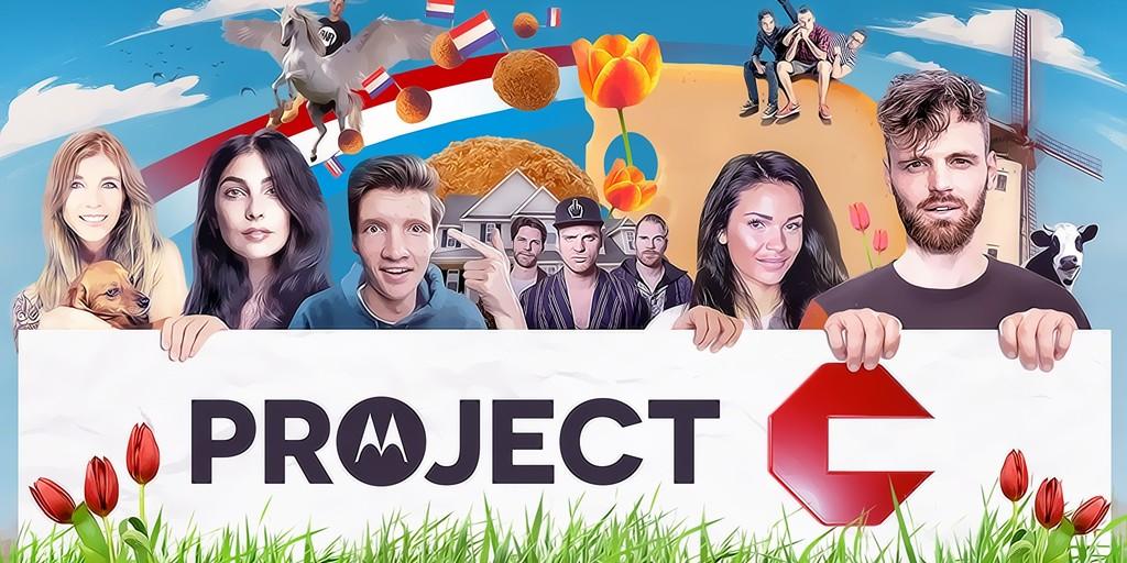 'Project C' brengt YouTubend Nederland samen