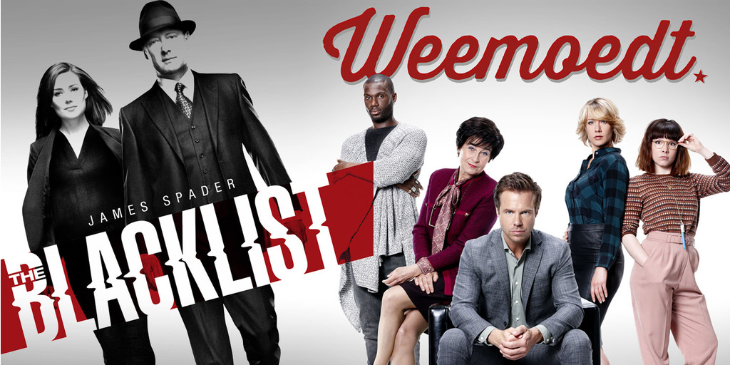 Maandagavond serieavond bij RTL 5