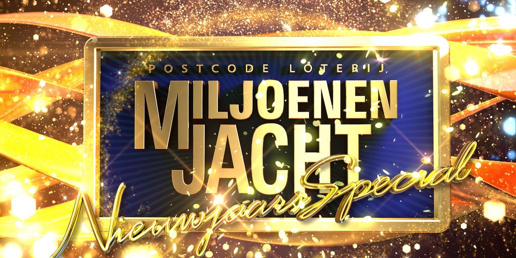 Extra prijzen in feestelijke Nieuwjaarsspecial van 'Postcode Loterij Miljoenenjacht'