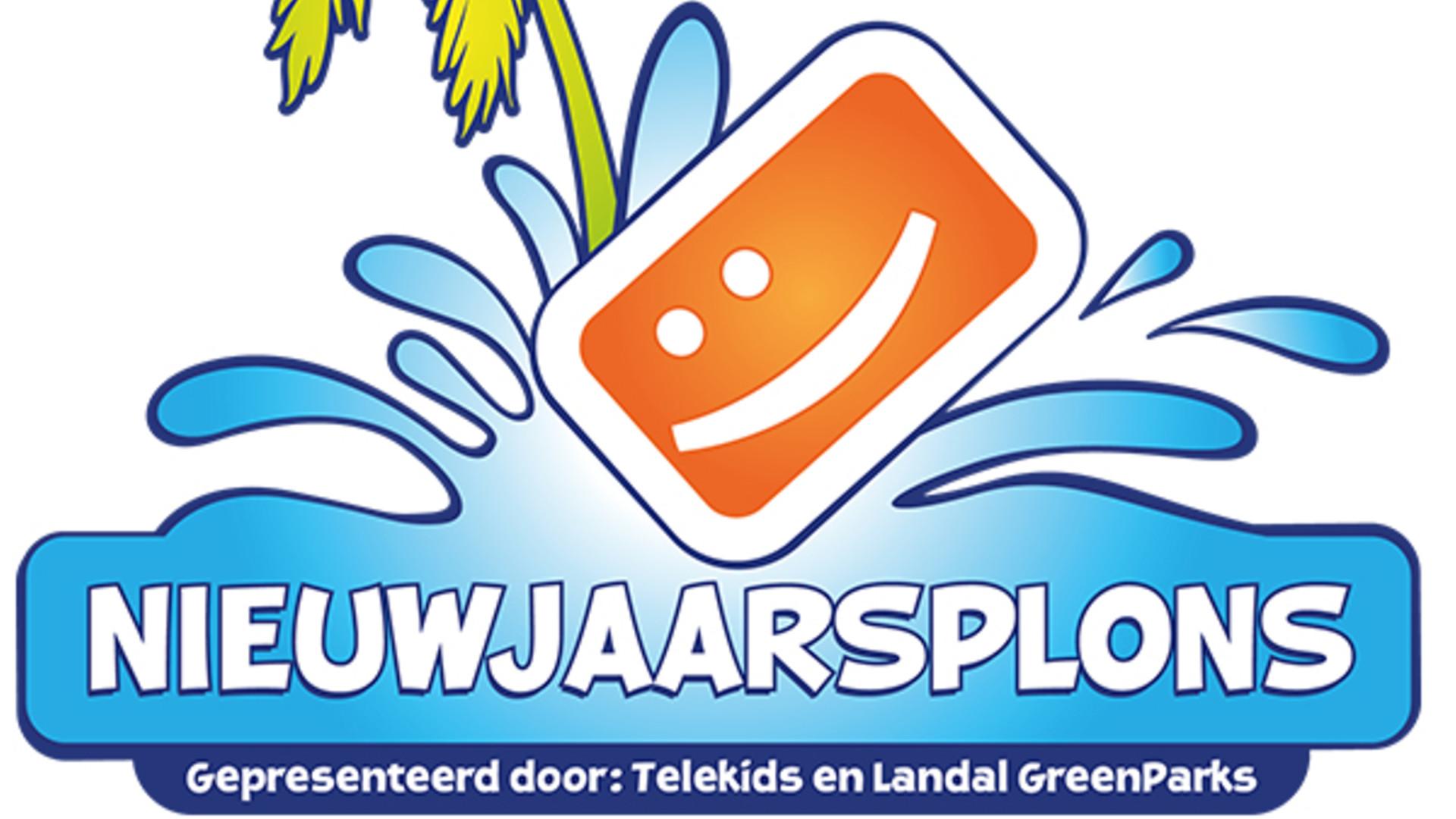 Rtl Telekids En Landal Greenparks Presenteren De Nieuwjaarsplons