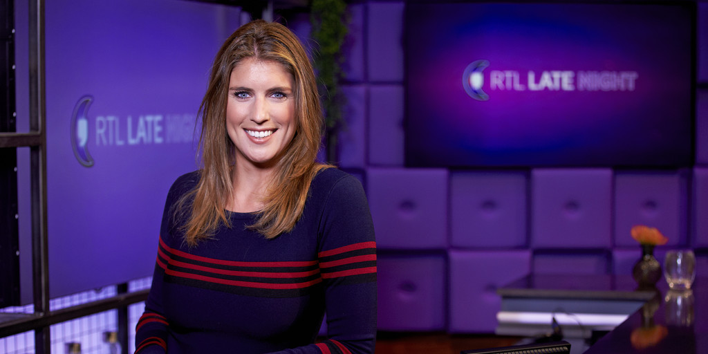 Marieke Elsinga neemt plek Luuk Ikink over bij 'RTL Late Night'