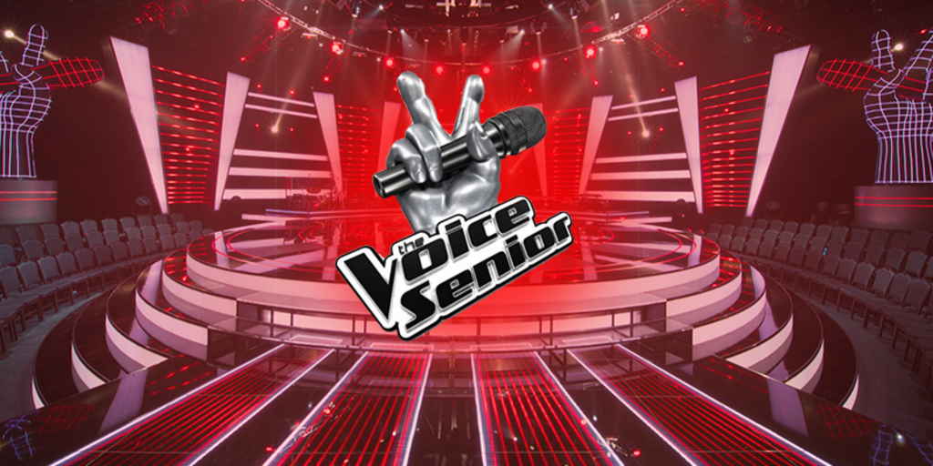 The Voice Senior: The Blind Autitions