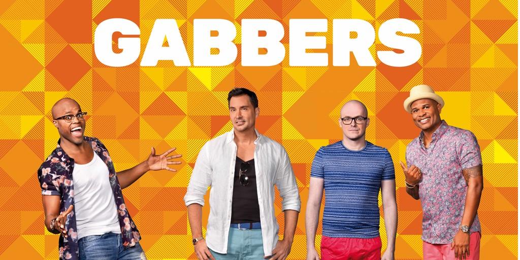 Wegens succes extra 4e show GABBERS 2017