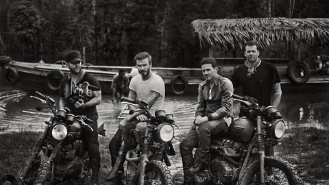 David Beckham reist door Brazilië in de documentaire: 'Op reis met David Beckham'