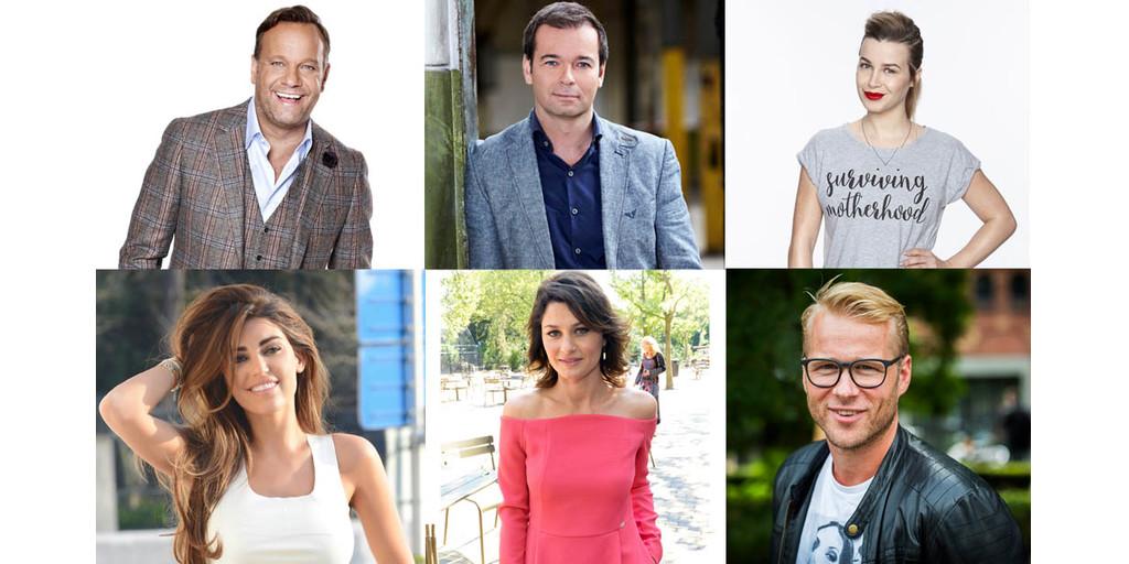 Carlo en Yolanthe maken nominaties TV Beelden 2017 bekend