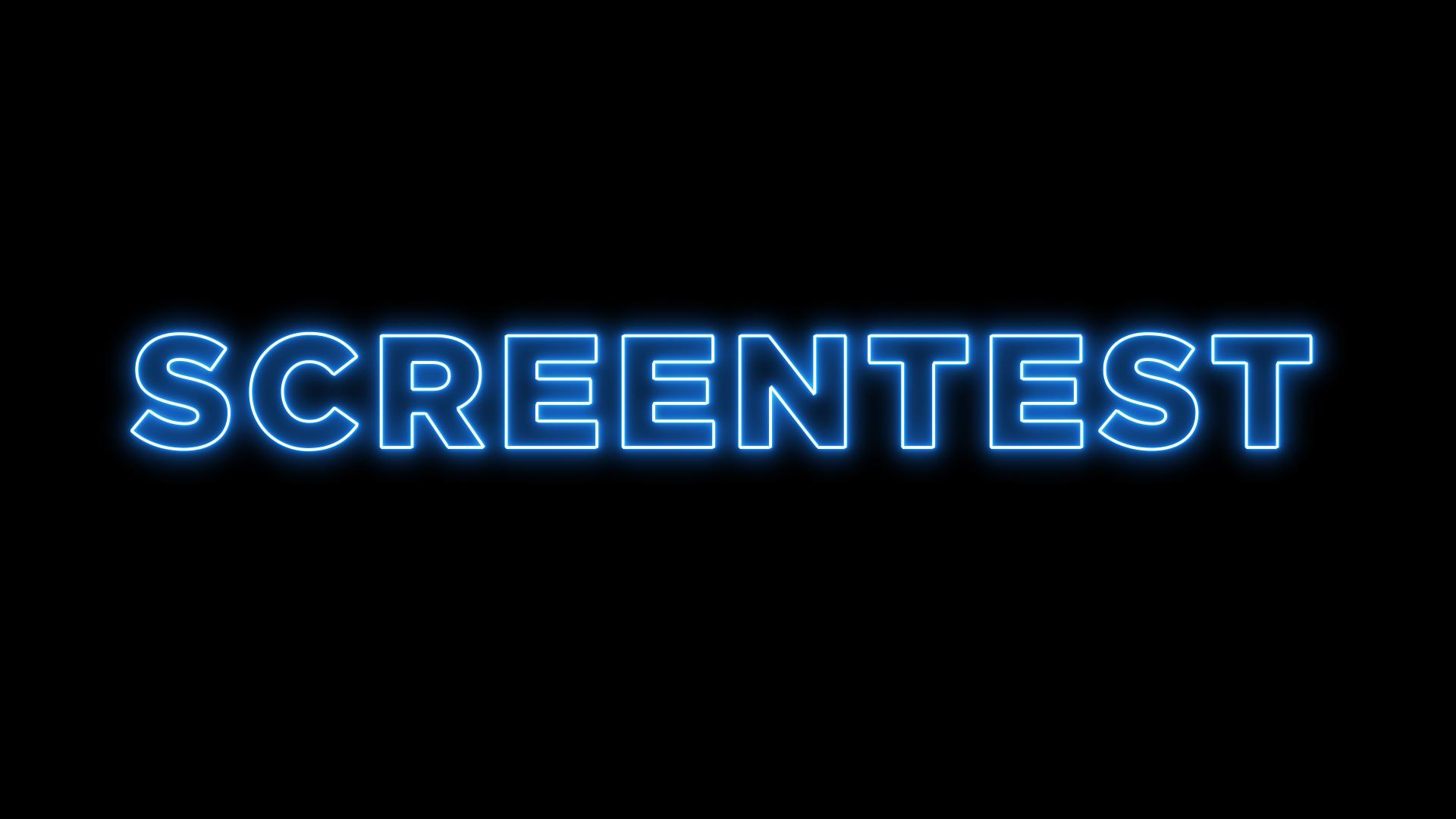 Screentest -