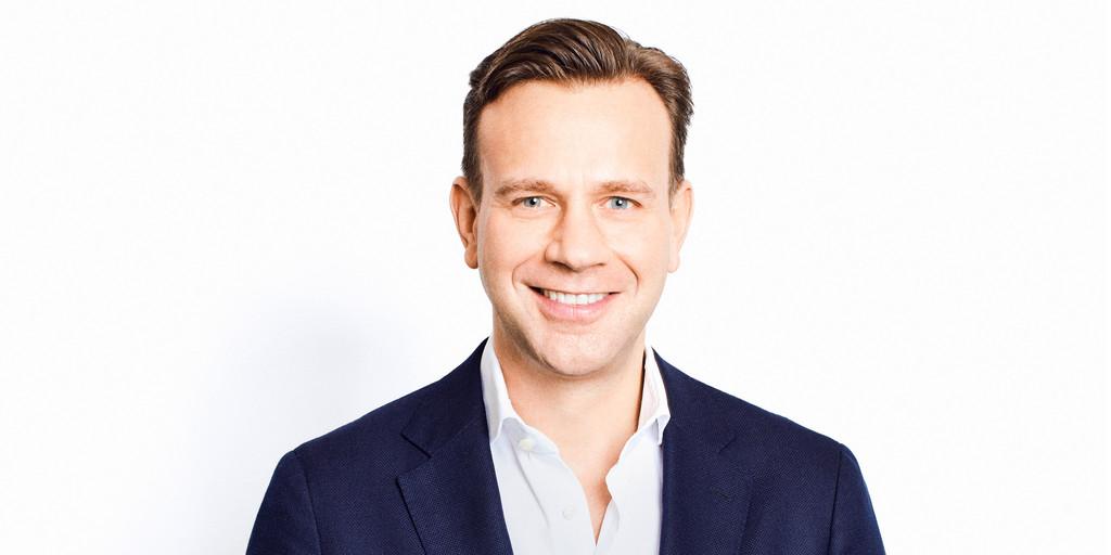 Sven Sauvé benoemd tot CEO van RTL Nederland