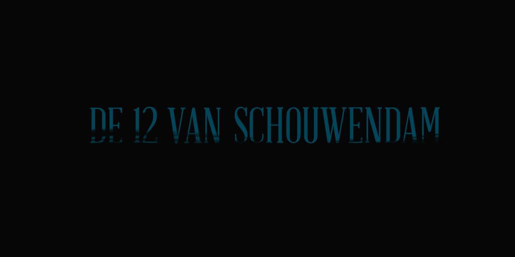 'De 12' terug met nieuwe thrillerreeks 'De 12 van Schouwendam'