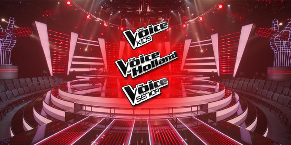 The Voice of Holland, Senior en Kids
