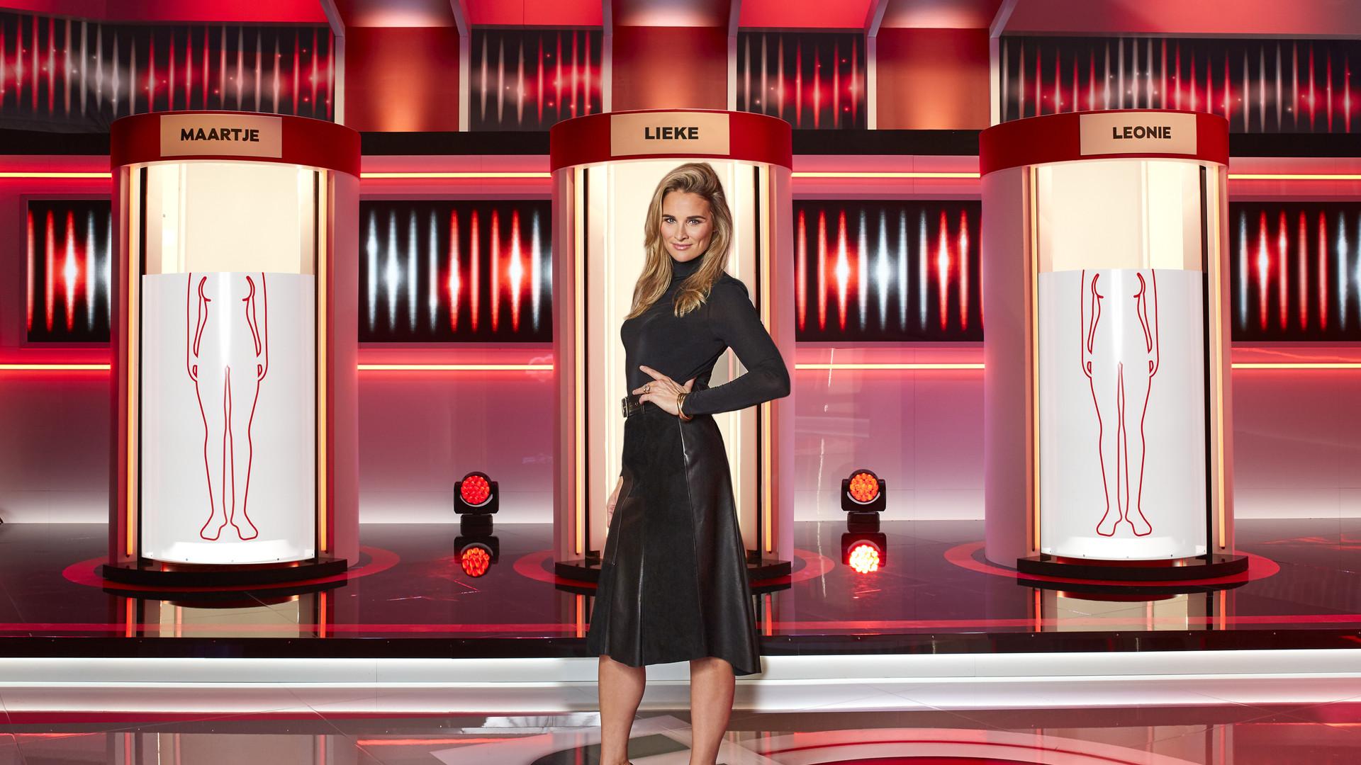 RTL 5 laat vrijgezelle Nederlanders naakt met elkaar daten in Undress For Love